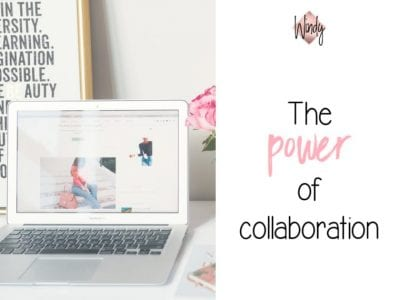 The power of collaboration windy lawson