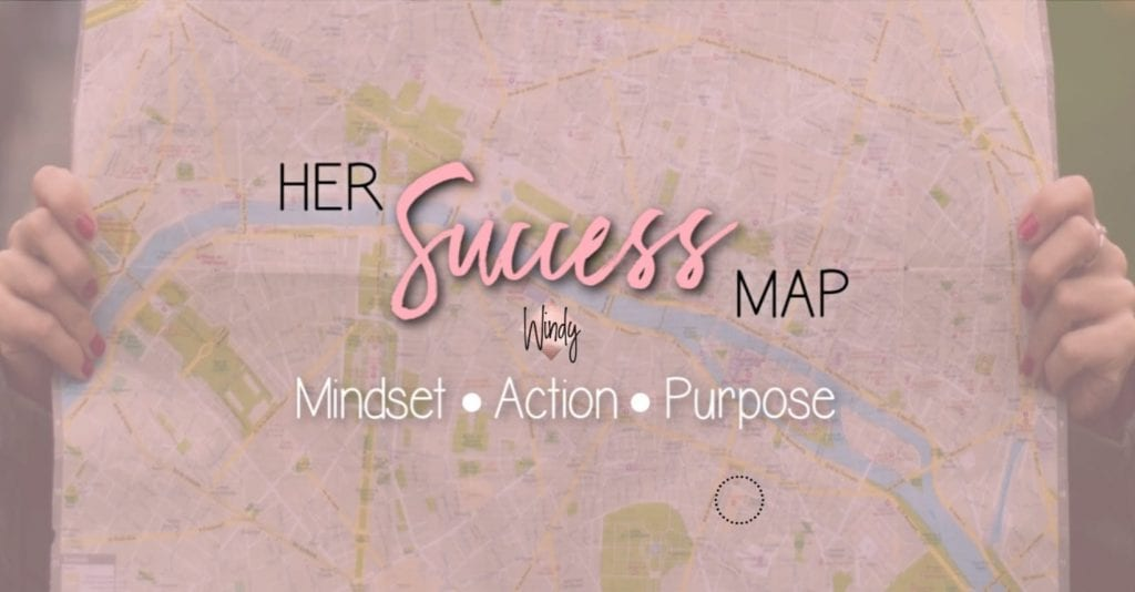 Her Success MAP windy lawson