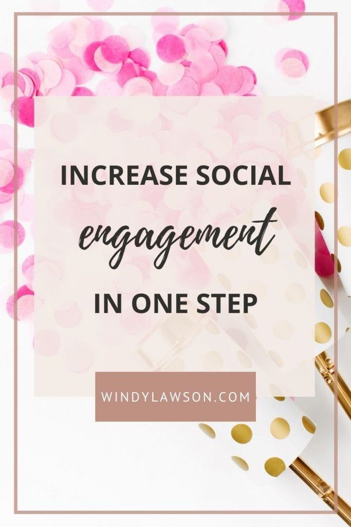 The #1 Tip for Social Media Engagement Windy Lawson