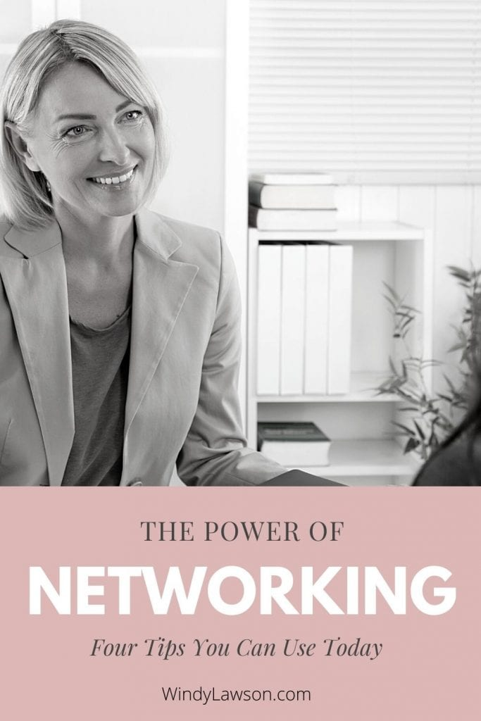 Networking Tips Windy Lawson
