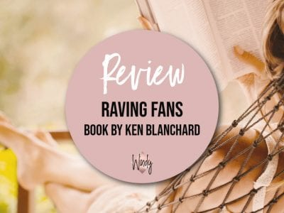 Raving Fans Book Review Windy Lawson