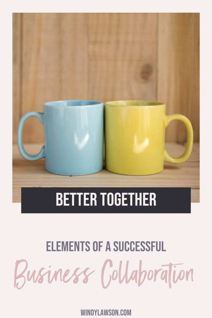 Elements of a Successful Business Collaboration