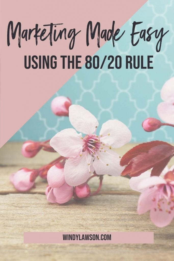 Leveraging the 80/20 Rule in Marketing