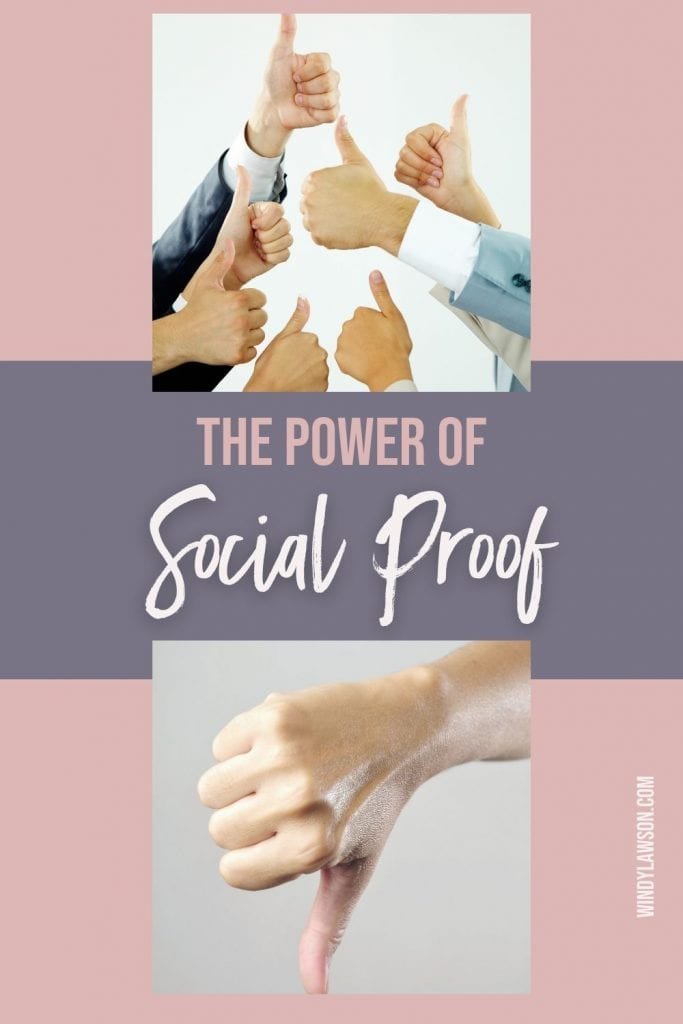 The Power of Social Proof for Small Business Windy Lawson